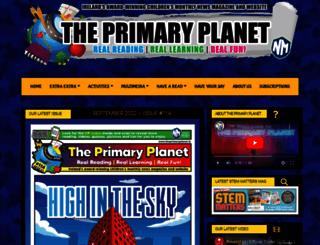 theprimaryplanet.ie screenshot