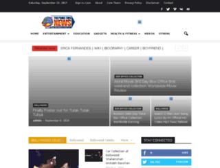 theprimetimenews.com screenshot