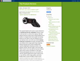 theproductsreviews.blogspot.com screenshot