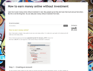 theprofitjam.blogspot.in screenshot