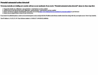 thepunch.com.au screenshot