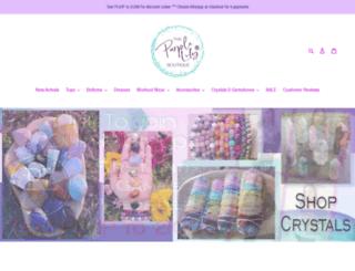 thepurplelily.com screenshot