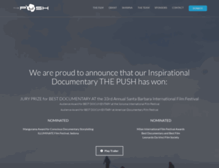 thepushison.com screenshot