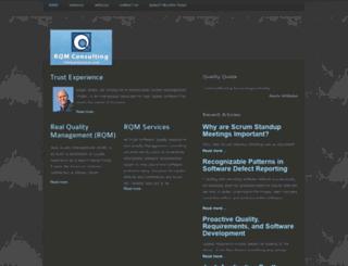 thequalityspot.com screenshot