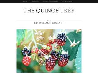 thequincetree65.blogspot.co.uk screenshot