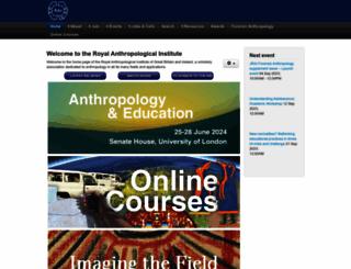 therai.org.uk screenshot