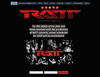 therattpack.com screenshot