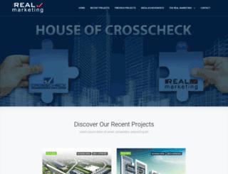 therealmarketing.com.pk screenshot
