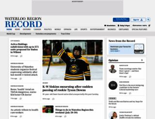 therecord.com screenshot