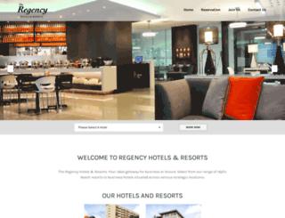 theregency.com.my screenshot