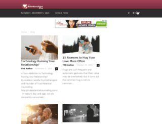 therelationshipsblog.com screenshot