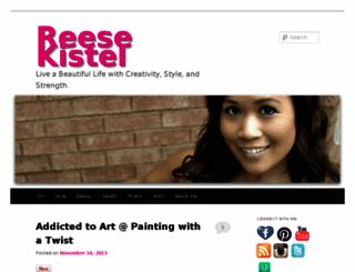 theresakistel.com screenshot