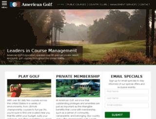 thereserve.americangolf.com screenshot