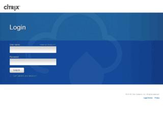 theresource.citrix.com screenshot