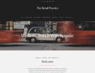 theretailpractice.com screenshot