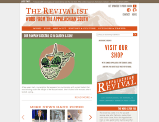 therevivalist.info screenshot