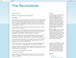 therevolutioner.blogspot.sg screenshot