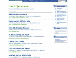 therichjerks.com screenshot