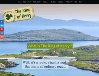 theringofkerry.com screenshot