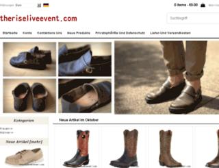 theriseliveevent.com screenshot