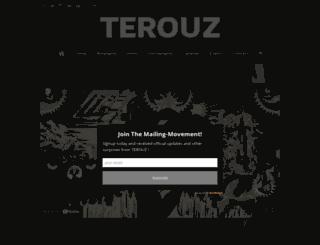 therisingfew.com screenshot
