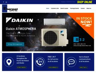 thermalsupplyinc.com screenshot