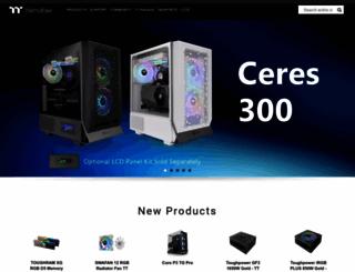 thermaltake.com screenshot