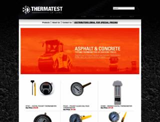 thermatestohio.com screenshot