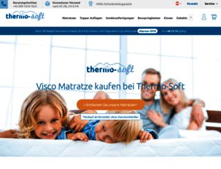 thermo-soft.com screenshot