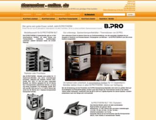 thermobox-online.de screenshot