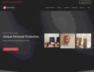 thermopro.com screenshot