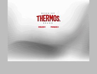 thermosbrand.ca screenshot
