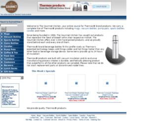 thermosonline.com screenshot
