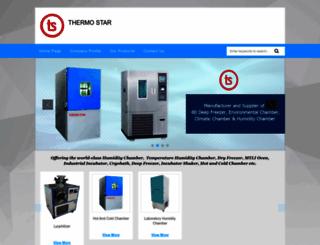 thermostar.tradeindia.com screenshot