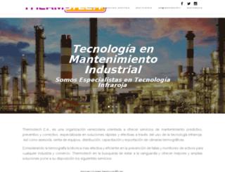 thermotechvzla.com screenshot