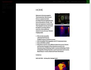 thermovieweast.com.au screenshot
