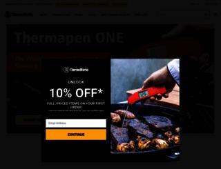 thermoworks.com screenshot