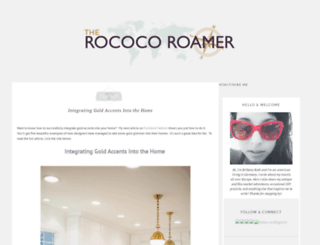 therococoroamer.blogspot.com screenshot