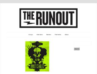 therunout.com screenshot