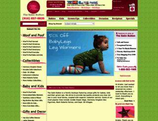 thesatinbutton.com screenshot