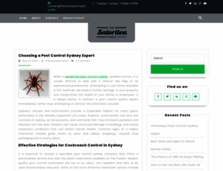 thesatoriteacompany.com screenshot