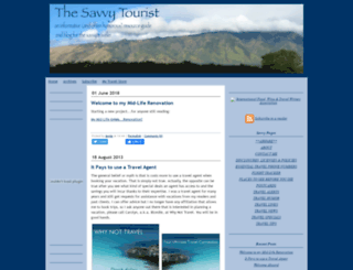 thesavvytourist.com screenshot