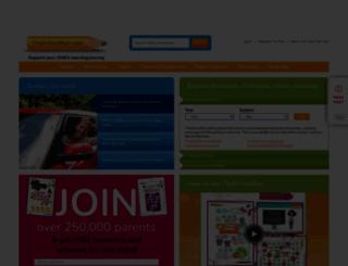 theschoolrun.com screenshot