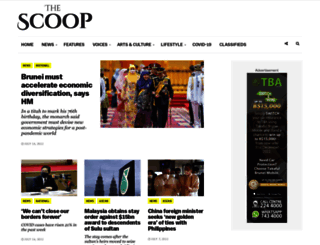 thescoop.co screenshot