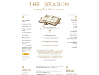 theseason.org screenshot
