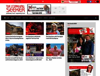 theseeker.ca screenshot