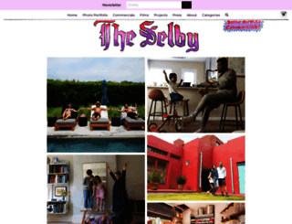 theselby.com screenshot