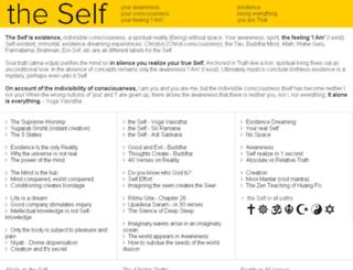 theself.com screenshot