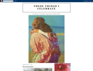 thesethingsicelebrate.blogspot.com screenshot