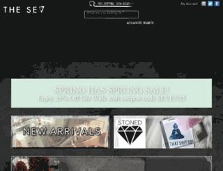 thesev.com screenshot